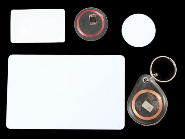 13.56MHz RFID/NFC tag assortment - 1KB