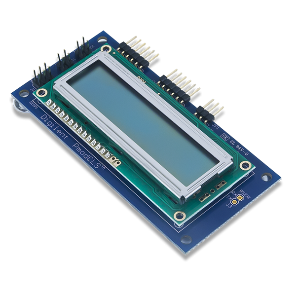 Pmod CLS: Character LCD with Serial Interface