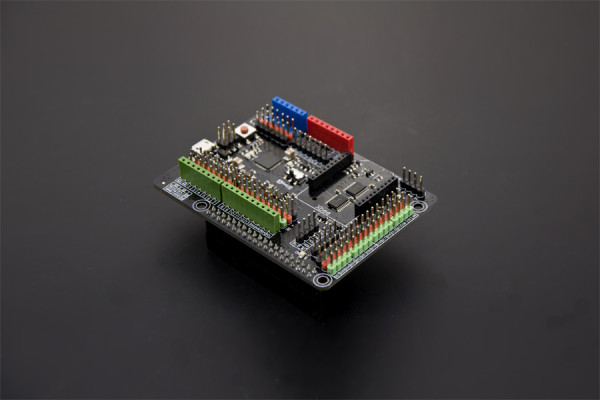 Arduino Expansion Shield for Raspberry Pi B+