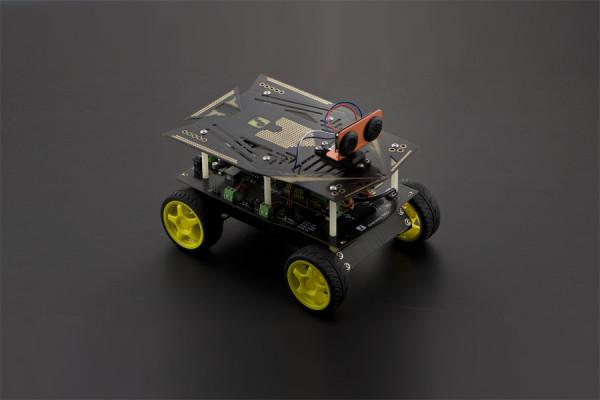 Cherokey: A 4WD Arduino Basic Robot Building Kit