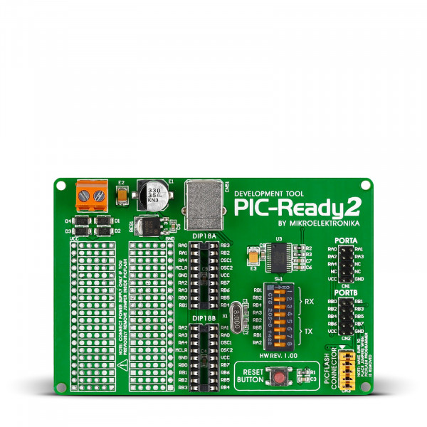 PIC-Ready2 Board