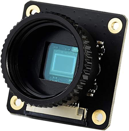 High Quality Camera For CM3 / CM3+ / Jetson Nano, 12.3MP IMX477 Sensor, Supports C / CS Lenses