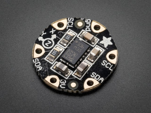 FLORA Accelerometer/Compass Sensor - LSM303 - v1.0