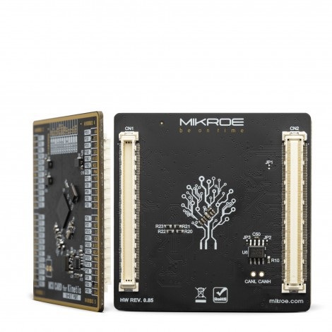 MCU CARD FOR KINETIS MK24FN256VDC12