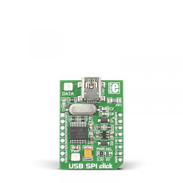 USB SPI click