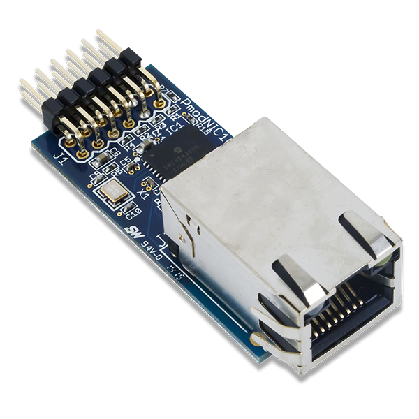 Pmod NIC100: Network Interface Controller