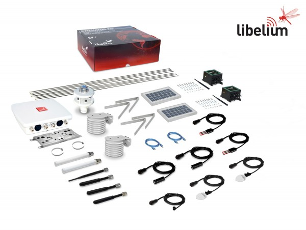 Libelium Smart Agriculture Xtreme IoT Vertical Kit