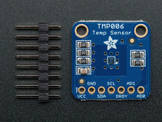 Contact - Less Infrared Thermopile Sensor Breakout - TMP006