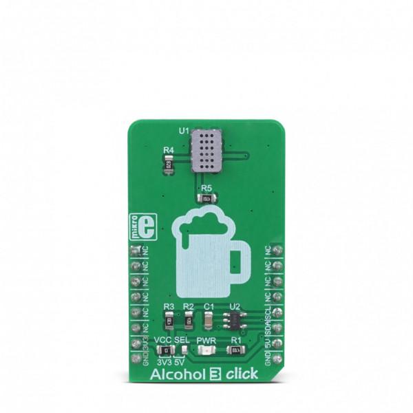 Alcohol 3 click