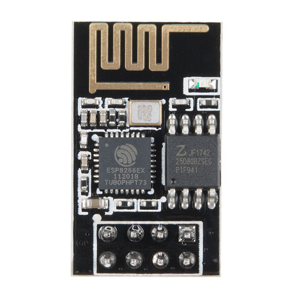 WiFi Serial Transceiver Module w& ESP8266 - 1MB Flash