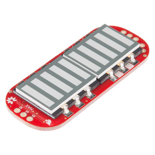 SparkFun MyoWare LED Shield