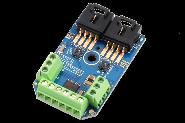 Analog Devices AD5254 Digital Potentiometer 4-Channel 256-Position I2C Mini Module