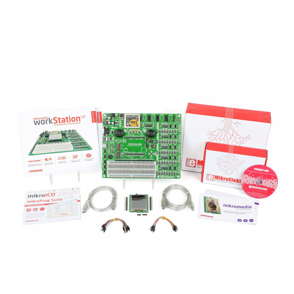 mikromedia Starter Kit - dsPIC33EP