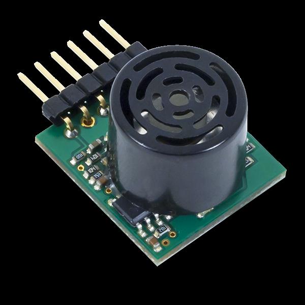 Pmod MAXSONAR: Maxbotix Ultrasonic Range Finder