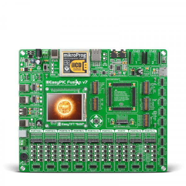 EasyPIC Fusion v7