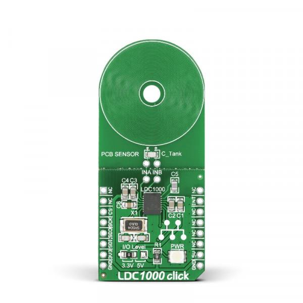 LDC1000 click