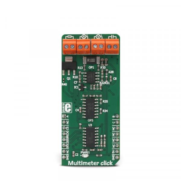 Multimeter click