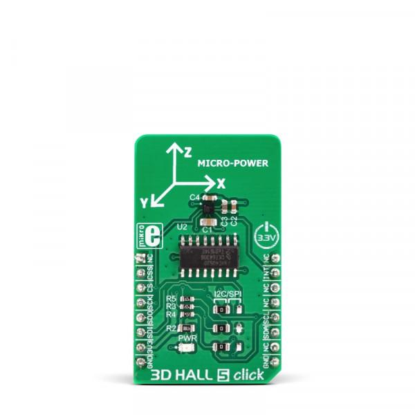 3D HALL 5 click