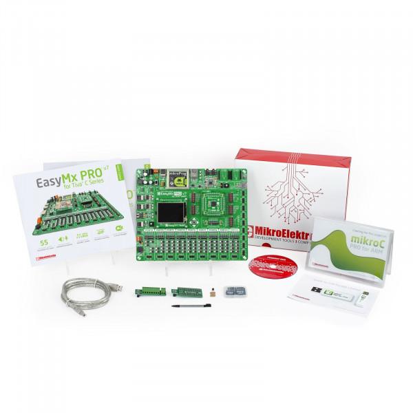 Easy Start Kit - Tiva
