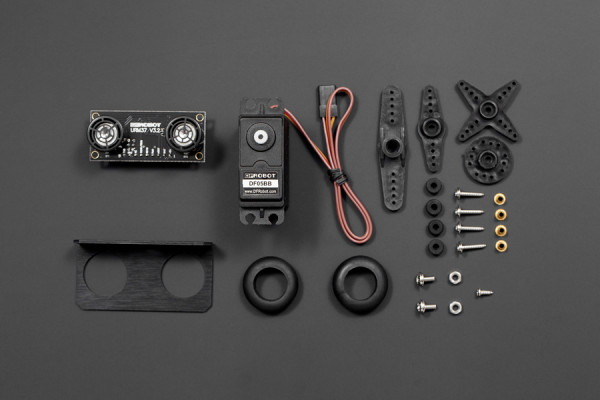 Ultrasonic Scanner kit(180°)