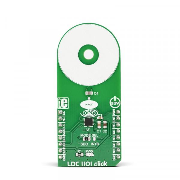 LDC1101 click