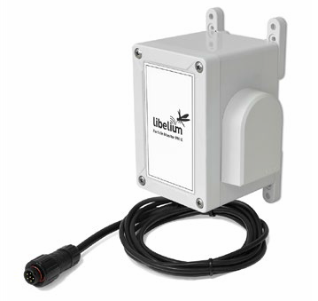 Particle Matter (PM1 / PM2.5 / PM10) - Dust Sensor