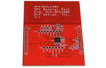 DLP- RF430CL330H NFC T4BT Platform BoosterPack
