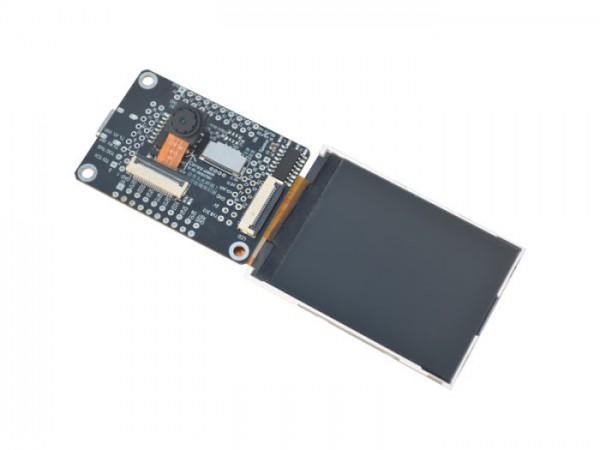 Sipeed M1 dock suit ( M1 dock + 2.4 inch LCD + OV2640 ) K210 Dev. Board 1st RV64 AI board for Edge C