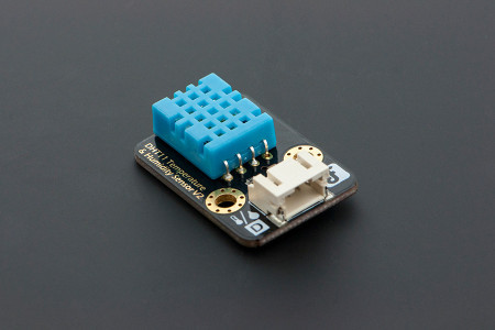 Gravity: DHT11 Temperature Humidity Sensor For Arduino