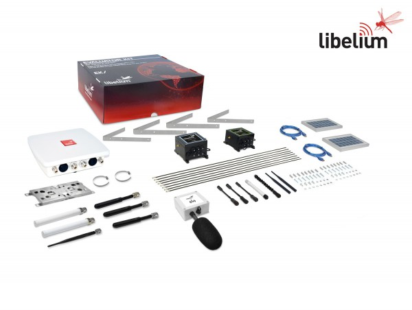 Libelium Smart Cities IoT Vertical Kit