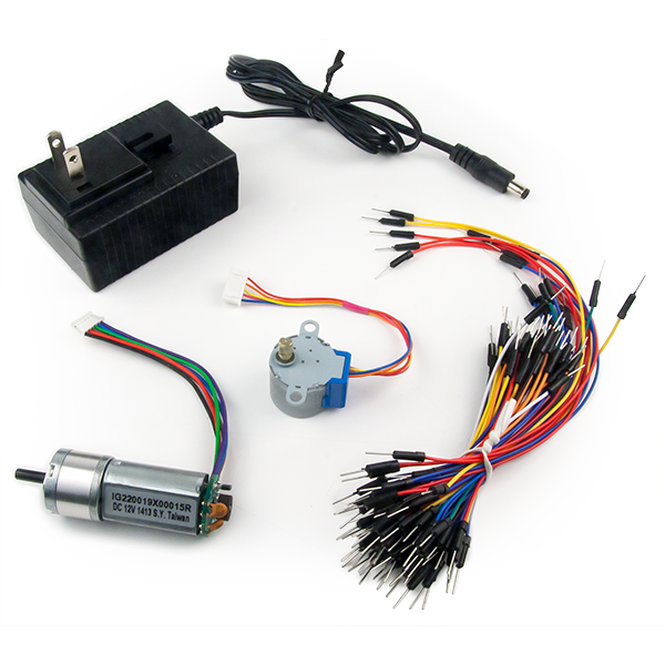 Basys MX3 Lab Bundle: Companion Parts Kit for the Basys MX3 and PIC32MX370 Coursework