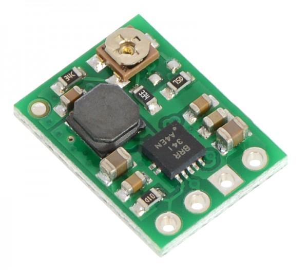 Pololu Adjustable Step-Up Voltage Regulator U1V11A