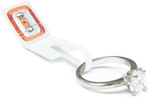 RFID Jewelry Tag Paper