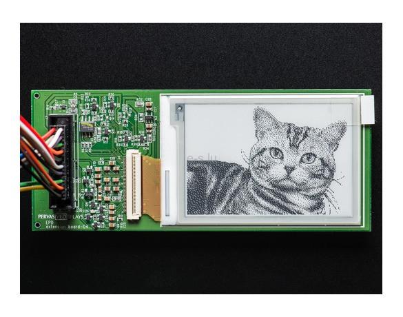 "RePaper - 2.7"" Graphic eInk Development Board - SM027"