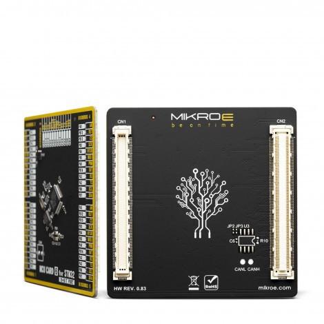 MCU CARD 6 FOR STM32 STM32L081CB