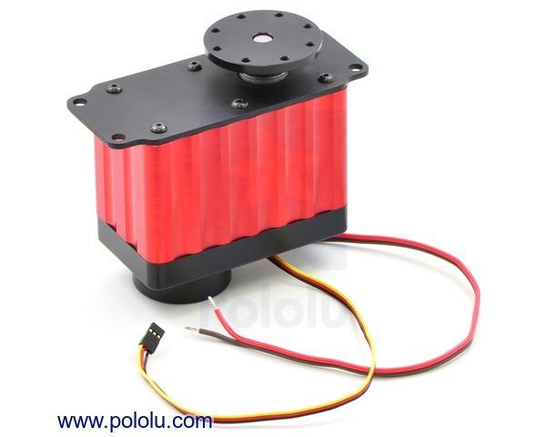 i00600 Torxis Servo 1600 oz.in. 1.5 sec/90 deg