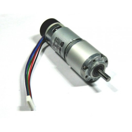 12V 1140RPM 0.5kgfcm 32mm Planetary DC Geared Motor with Encoder