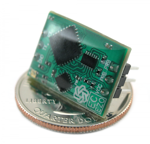 Atlas Scientific EZO Conductivity Circuit