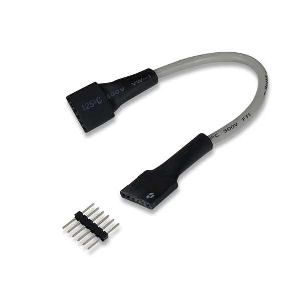 """12"""" Pmod Cable Kit: 6-pin"""