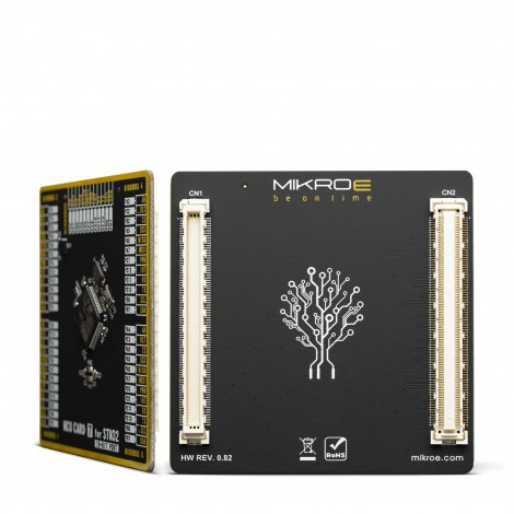 MCU CARD 7 FOR STM32 STM32F030RC