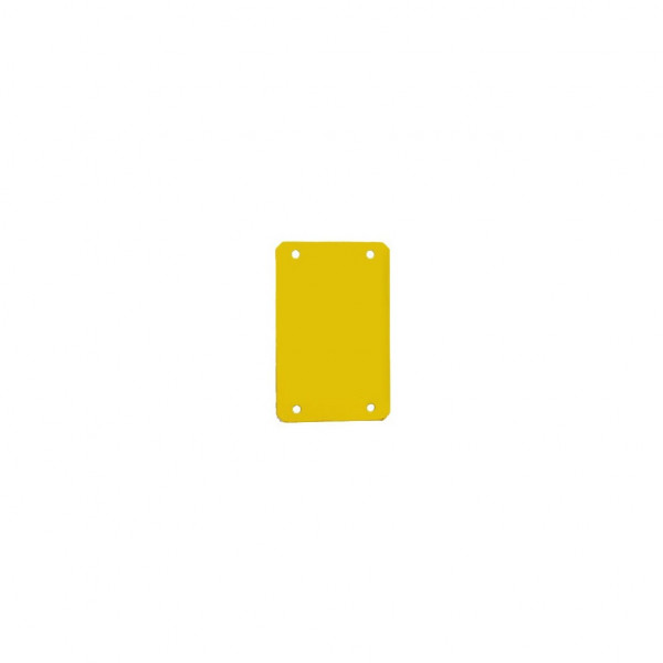 Blank Mounting Plate