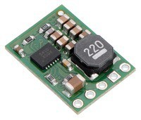 Pololu 12V, 1A Step-Down Voltage Regulator D24V10F12