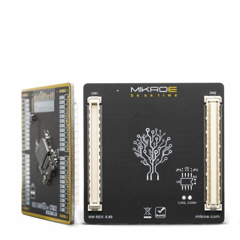 MCU CARD 29 FOR STM32 STM32F205RB