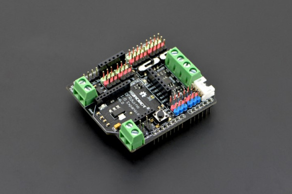 Gravity: RS485 IO Expansion Shield for Arduino V6