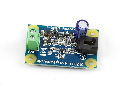 Phidgets 4-20mA Adapter
