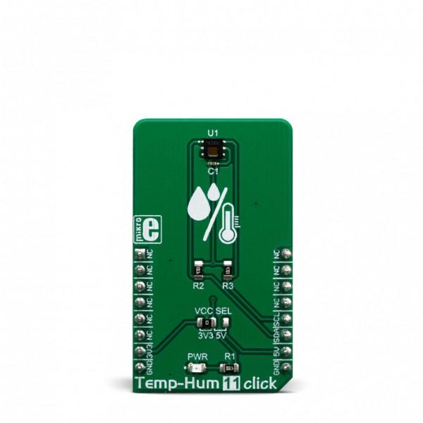 Temp-hum 11 click