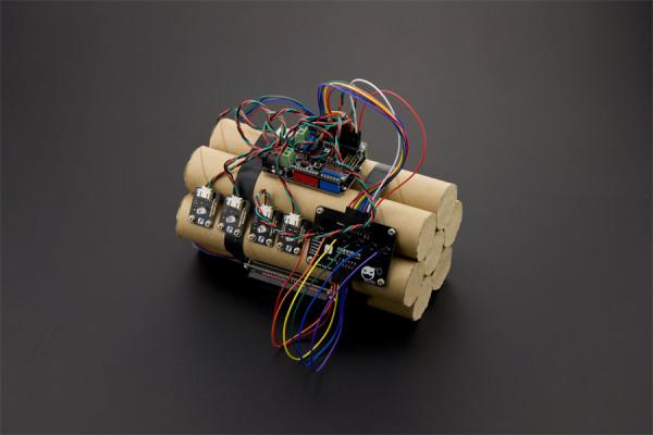 Hurt Locker (Fake Defusable Bomb) Kit