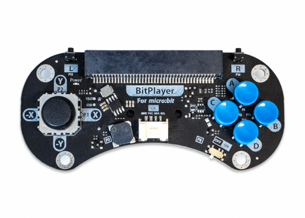 BitPlayer - Micro:bit Game Controller