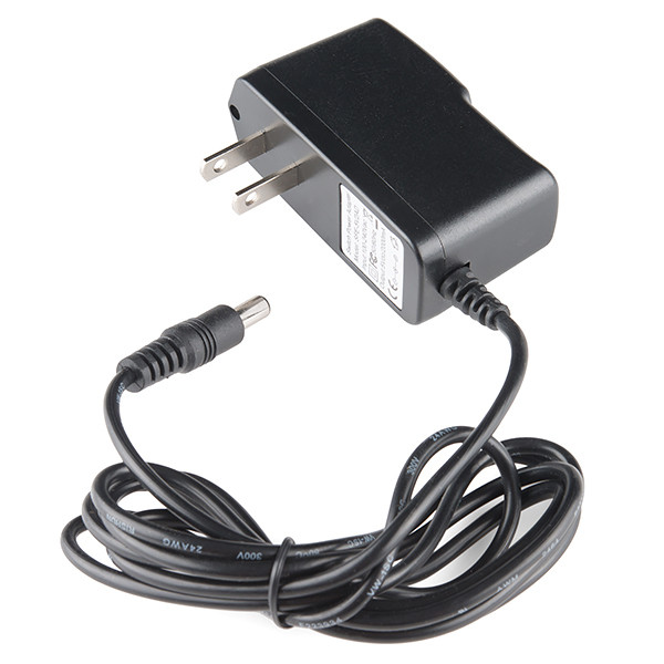 Wall Adapter Power Supply - 5V DC 2A