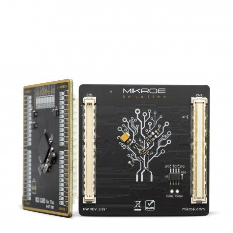 MCU CARD FOR TIVA TM4C129XNCZAD